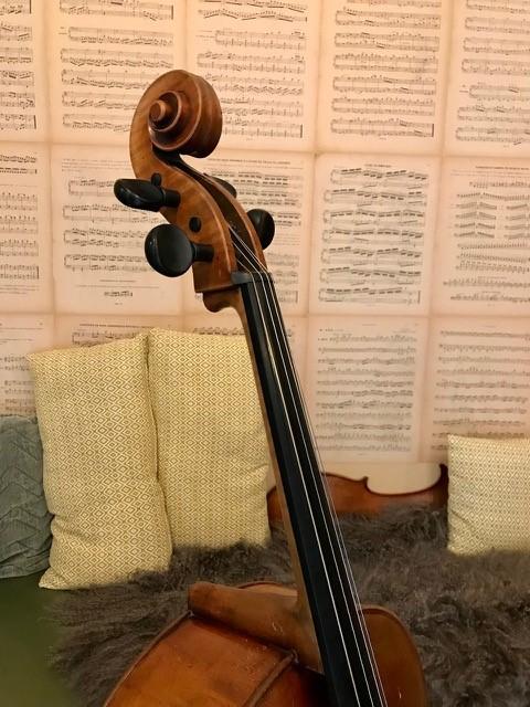 Duitse cello 4650,00 e