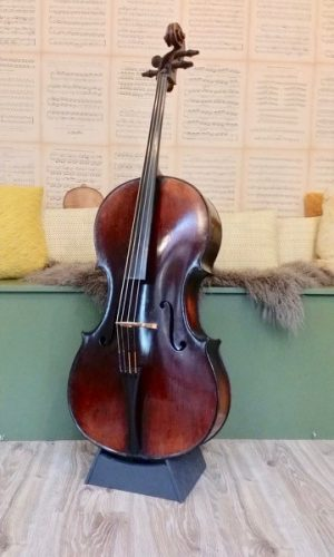 Neuner Hornsteiner 7-8 cello Scarlett Arts