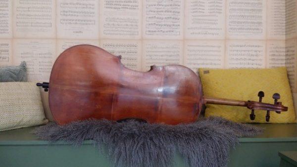 Cello Pernoud, Haute Savoie b