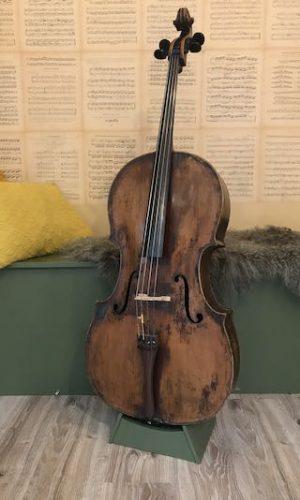Amati kopie cello