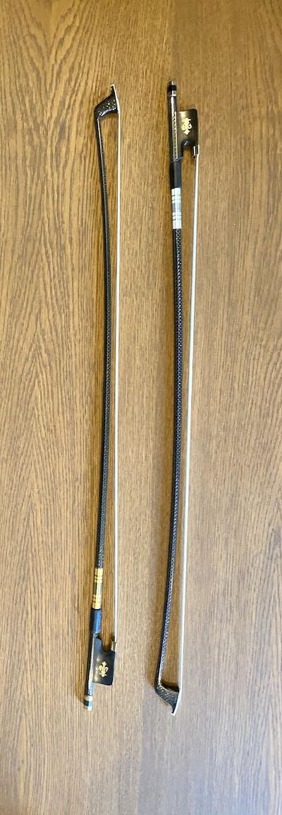 Carbon-strijkstok-cello