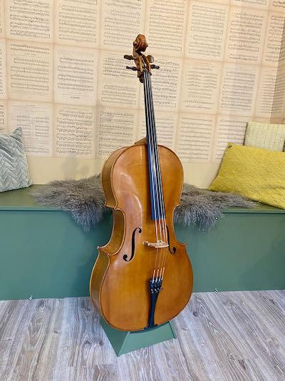 Mirecourt Delaune cello te koop
