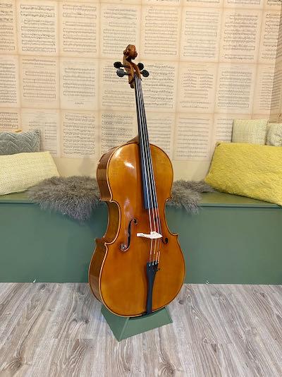 Scott Cao Davidov cello